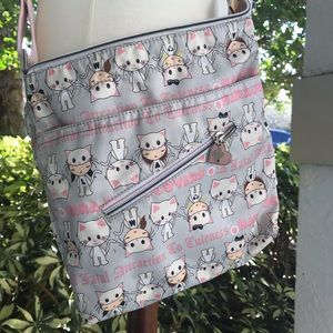 Harajuku Lovers of Cuteness Crossbody Bag